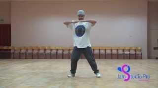 Видео уроки танцев / Варианты движений урок 3 / Dance course for beginers / HIP-HOP