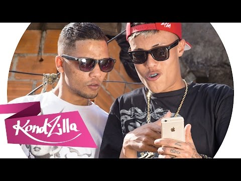 MCs Nenem e Magrão - Snapchat (KondZilla)