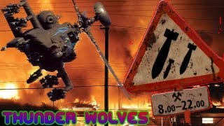 Thunder Wolves Gameplay Mission 2 PC HD