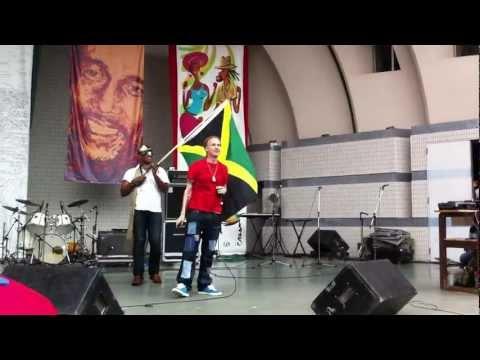 Iakopo Jamaican One Love Festival Yoyogi