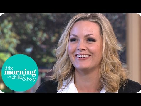 Jo Joyner On Being A Ghost And Teaching Her Son About Fame  This Morning
