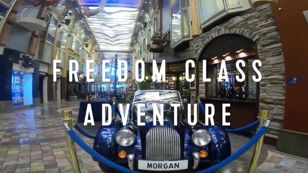 ロイヤル・カリビアン~Freedom Classの紹介