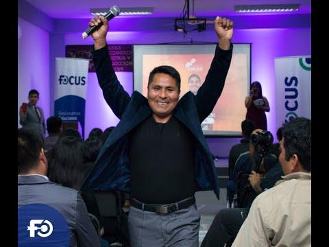 Evento CONECTA EN PÚBLICO - FOCUS ¡El Mejor Orador!