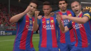 FIFA 17 : Neymar Jr - Magical Skills & Goals