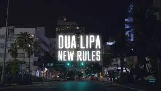 Dua Lipa - New Rules - Audio [Volumen al 100]