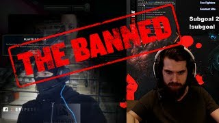 gripexx BANNED? Tobias Fate reacts to Gripex Ban!
