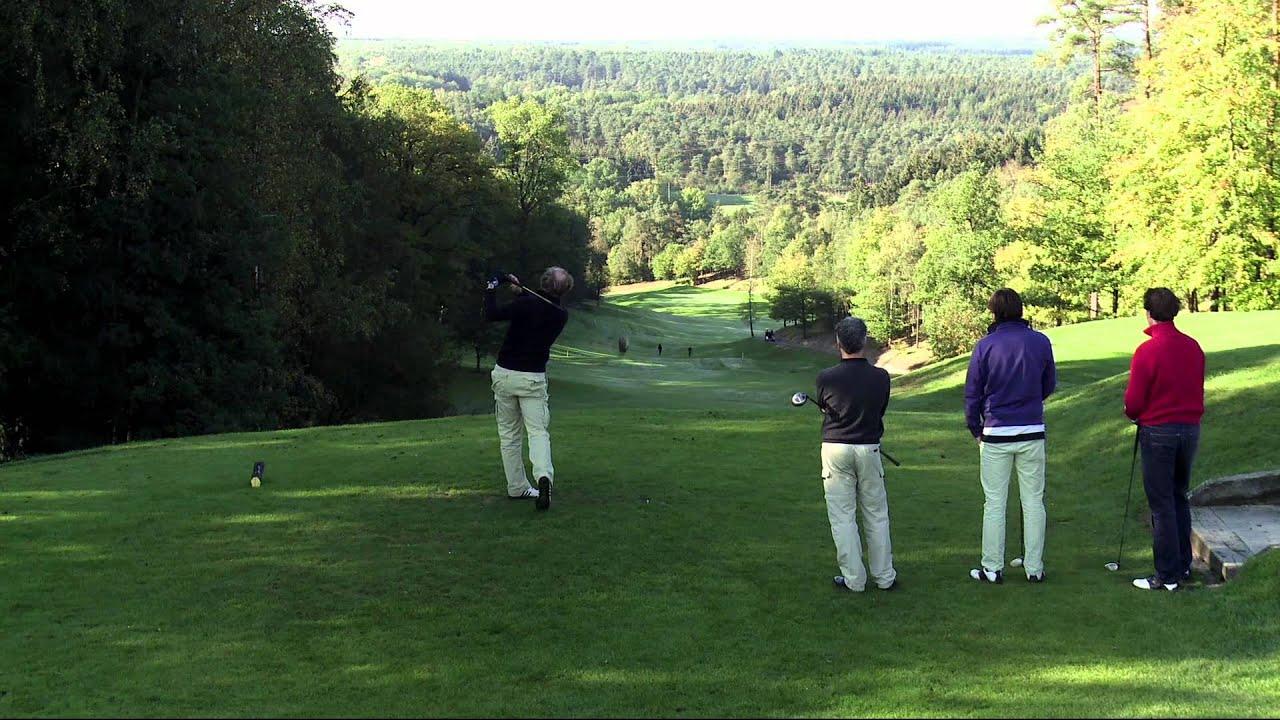 Golf 4 Less >> Les plus beaux parcours de Golf - Durbuy, Walerloo - YouTube