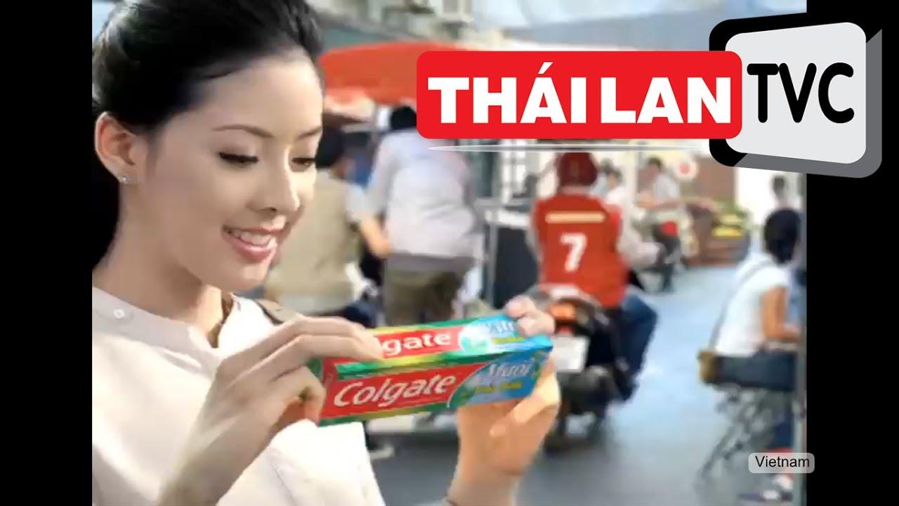 Thailand   TVC #Colgate Herbal Salt - คอลเกตเกลือสมุนไพร