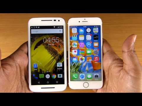 iphone 3rd generation moto g 3rd vs iphone 6 speed test shocking result 5089