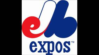 Montreal Expos - The Montreal Nine (by Jeff Alexander)