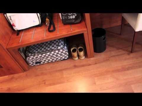 Habitaci n en hotel monte triana de sevilla youtube - Monte triana sevilla ...