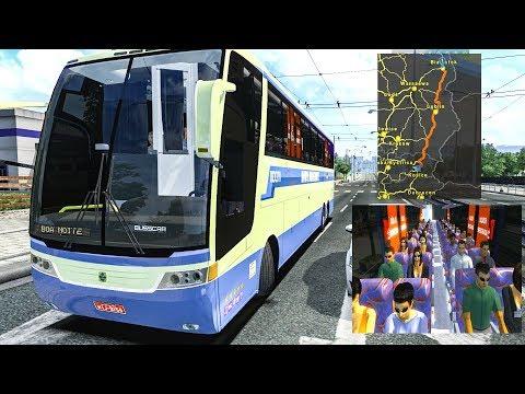 Jumbus 360 2019 European road Kosice to Bialystock Euro Truck Simulator 2 Ets2 1.32