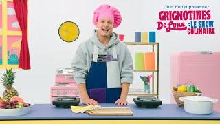 FouKi - Grignotines de Luxe : Le Show Culinaire