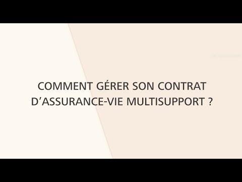 SMAvie - Comment gérer son contrat d'assurance vie multisupport ?