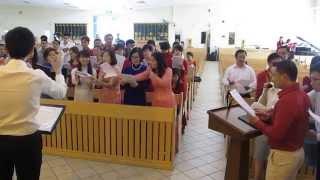 NGÀY TÂN HÔN (THE WEDDING) - Ca đoàn ĐMLV (VNCSS) & Ca đoàn CTTĐVN