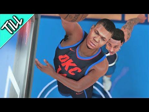 NBA 2k18 My Career Story - Rookie Debut