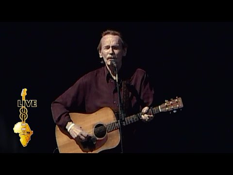 Gordon Lightfoot - If You Could Read My Mind (Live 8 2005)