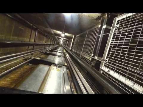 Lifts at Dolphin square in Pimlico with Cityplanner
