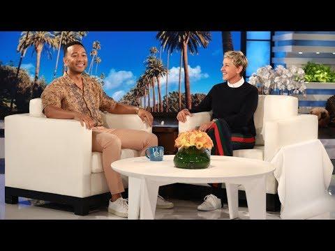 John Legend Knows Who Bit Beyoncé