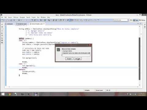 estructura-de-datos-listas-simples-en-java