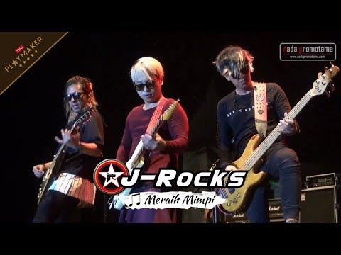 WOW! Lagu Meraih Mimpi Jadi Begini Dibawain Live [Konser J-Rocks THE PLAYMAKER di CIMAHI]