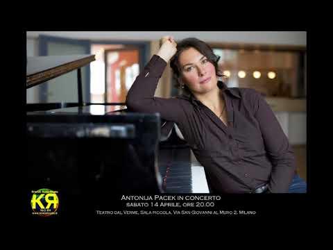 Antonija Pacek in Concerto