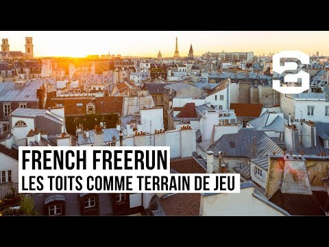 La French Free Run, les nouveaux