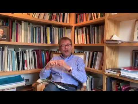 Downtime Video 10: Simon Halsey