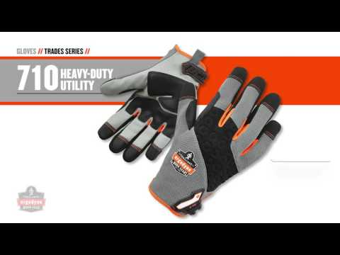 Work Gloves Loaded With Tech Innovations: See Ergodyne's New ProFlex® Trades Series