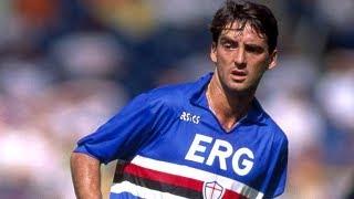 Roberto Mancini - Striking Talent [Best goals]