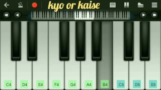 lollipop lagelu bhojpuri song piano notes by dev