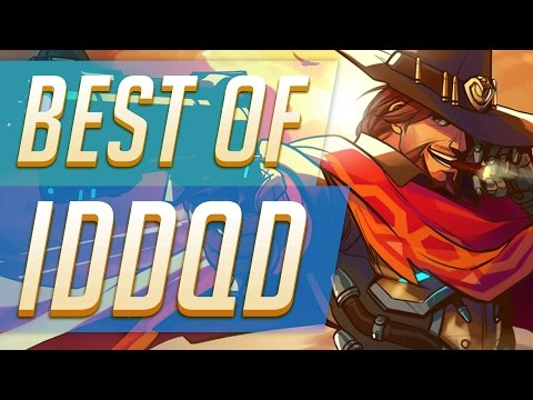Fnatic Iddqd Highlights • The Best Mccree Player