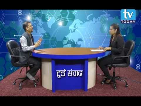 DB Chhetri, International Secretary, Non-resident Nepali Association on TV Today Television
