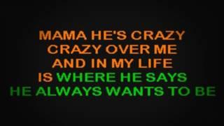 SC2121 06 Judds, The Mama He's Crazy [karaoke]