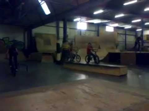 First: 90 barspin