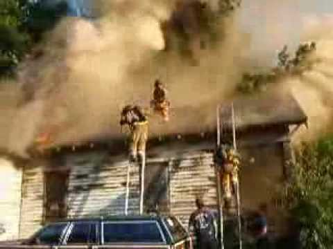 Vertical Ventilation In Smoky Conditions Youtube