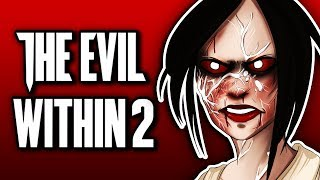 NIGHTMARE FUEL! | The Evil Within 2 | Part 2 | (Full Game) | PC Gameplay - Walkthrough - Playthrough