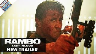 Rambo Last Blood Movie 2019 Trailer QHD - Sylvester Stallone