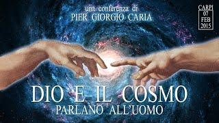 #DIO E IL COSMO PARLANO ALL' #UOMO - CARPI