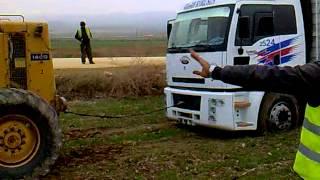 kamyon battı