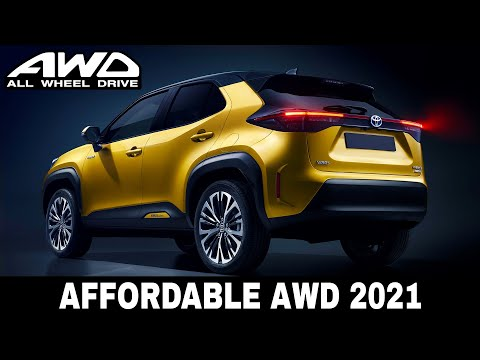9 Newest AWD Cars Affordably Priced from $22,000 (Guide to 2020-2021 Models)