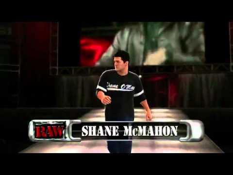 """WWE 13' - Entrada de Shane McMahon en """"Attitude Era"""" - YouTube  WWE 13' - E..."""