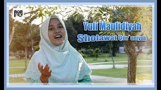Sholawat Qur`aniyah - Yuli Maulidiyah feat. Ghurrotul Baidho` (Official Music Video) Mp3