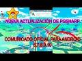 NUEVA ACTUALIZACIÓN DE PGSHARP | ANDROID 6,7,8,9 Y 10 | SIN ROOT NI VMOS | COMUNICADO OFICIAL