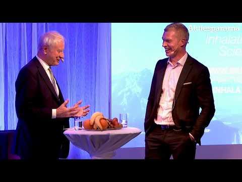 Aktiedagen i Stockholm – Inhalation Science