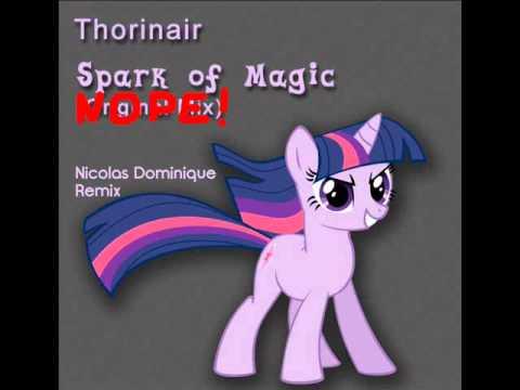 Thorinair - Spark of Magic (Nicolas Dominique Remix)