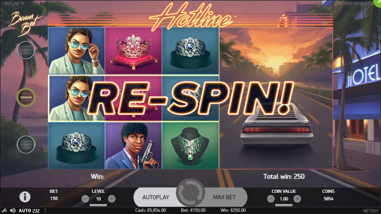 Hotline Slot Review Youtube