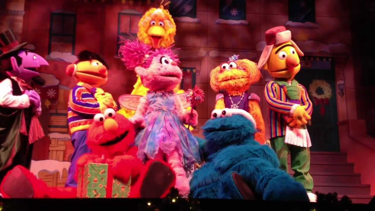 A Sesame Street Christmas (2012)   YouTube