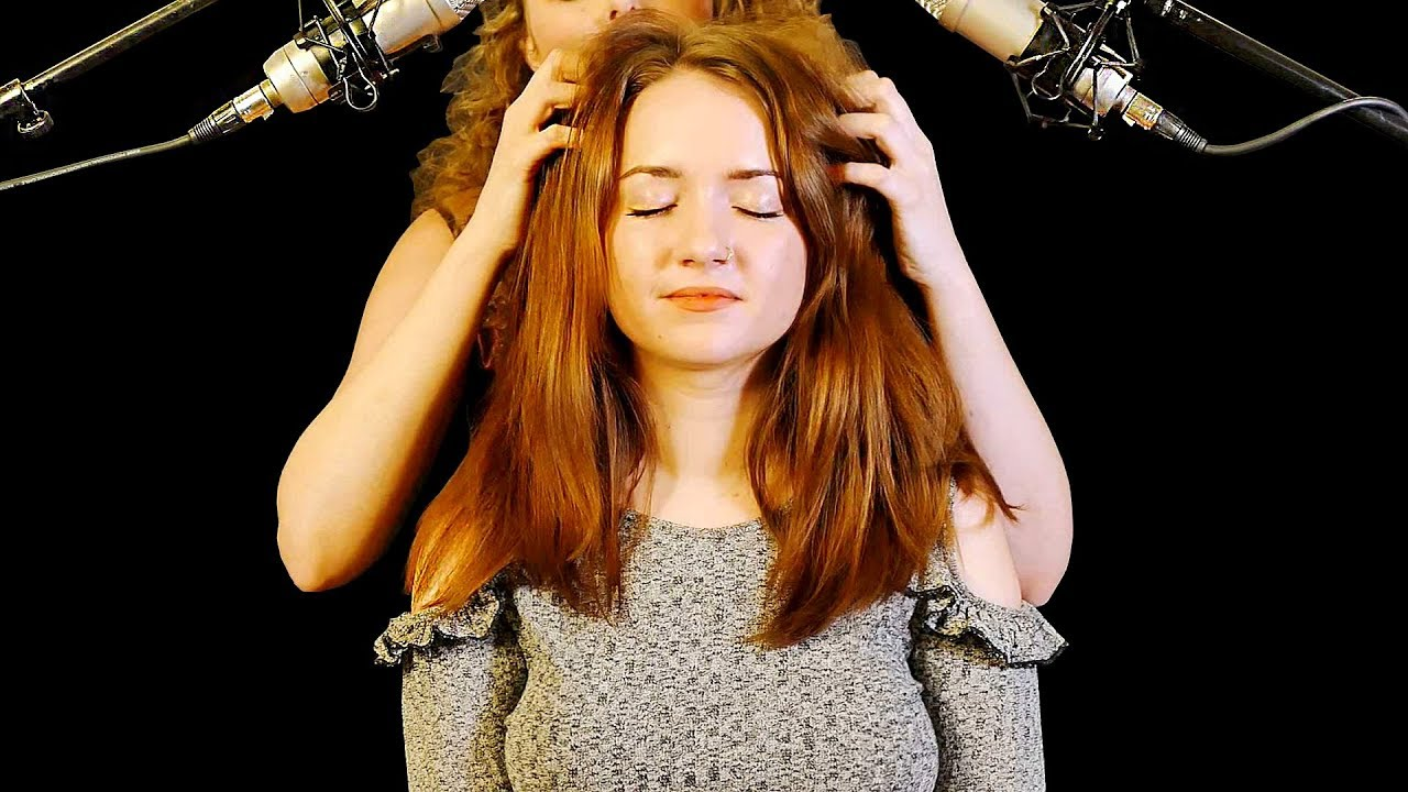 Instantly Relaxing Hair Sounds Hair Brushing Head Scratching Asmr Scalp Massage Sounds