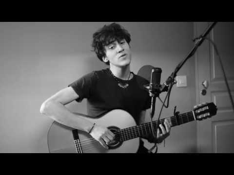 Serge Gainsbourg - La Javanaise - Cover/Reprise par Mathieu Saïkaly